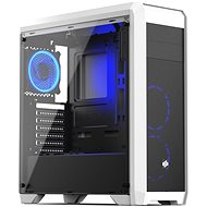 SilentiumPC Enclosure Regnum RG4TF RGB Frosty White - PC Case