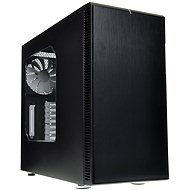Fractal Design Define R4 Black Pearl - Window - PC Case