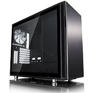 Fractal Design Define R6 USB-C Black Tempered Glass - PC Case