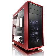 Fractal Design Focus G Mystic Red - PC Case
