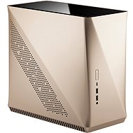 Fractal Design Era ITX Gold Tempered Glass - PC Case