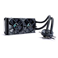 Fractal Design Celsius S24 Blackout - Liquid Cooling System
