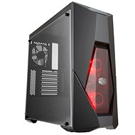 Cooler Master MasterBox K500L Acrylic - PC Case