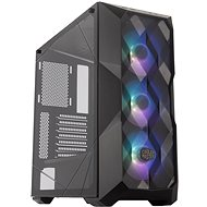Cooler Master MasterBox TD500, Black - PC Case