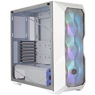 Cooler Master TD500 Mesh, White - PC Case