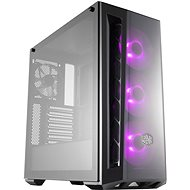 Cooler Master MasterBox MB520 RGB Black Trim - PC Case