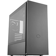 Cooler Master MB Silencio S600 TG - PC Case