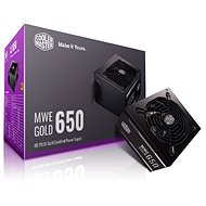 Cooler Master MWE GOLD 650 - PC Power Supply