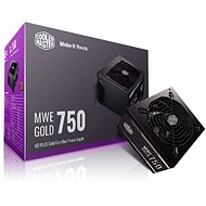 Cooler Master MWE GOLD 750 - PC Power Supply
