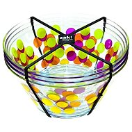 ZAK Bowl DOT DOT 15cm 4pcs - Set