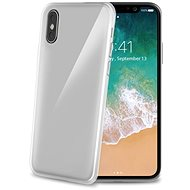 CELLY Gelskin pro Apple iPhone X colourless - Rear Cover