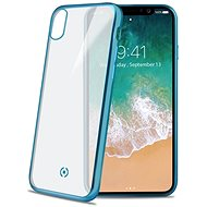 CELLY Laser for iPhone 8 Light Blue - Rear Cover