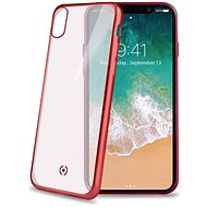 CELLY Laser for iPhone X red - Mobile Case