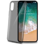 CELLY Ultrathin for the Apple iPhone X black - Mobile Case
