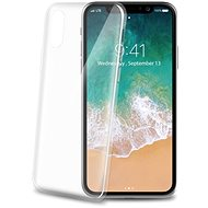 CELLY Ultrathin for iPhone X white - Protective Case