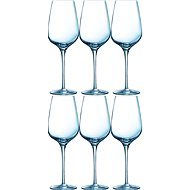 CHEF & SOMMELIER WINE GLASSES 450ML 6pcs SUBLYM - Wine Glasses