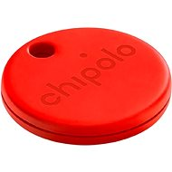 CHIPOLO ONE - Smart Key Tracker, Red - Bluetooth Chip Tracker