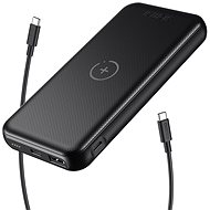 Choetech 10000mAh PD18W Power Bank with 10W Wireless Charger - Powerbank
