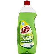 SAVO For Dishes Lime and Jasmine 1l - Cleaner
