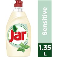 JAR Sensitive Tea Tree & Mint 1,35l - Dish Soap