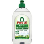 FROSCH EKO Dish Soap Allergy Tested 500ml - Dish Soap
