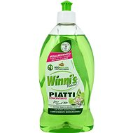 WINNI'S Piatti lime 500 ml - Dish Soap