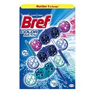 BREF Color Active Mix 3 x 50g - Toilet Cleaner