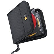 CASE LOGIC CDW32 Black - CD/DVD Case