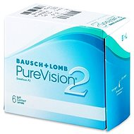 PureVision 2 HD (6 lenses) dioptre: +5.00, curvature: 8.60 - Contact Lenses