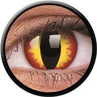 Crazy ColourVUE (2 lenses) Colour: Dragon Eyes - Contact Lenses