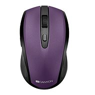 Canyon Bluetooth/Wireless Optical Mouse - Mouse
