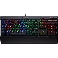 Corsair Gaming K70 LUX RGB Cherry MX Red (NA) - Keyboard