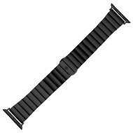 COTEetCI Steel Strap for Apple Watch 42/44mm Black - Watch band
