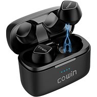 COWIN KY02, Black - Wireless Headphones