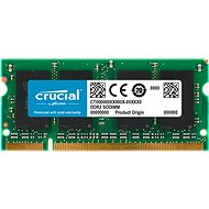 Crucial SO-DIMM 2GB DDR2 667MHz CL5 for Mac - System Memory