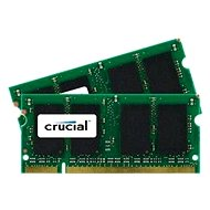 Crucial SO-DIMM 1GB DDR2 800MHz CL6 - System Memory
