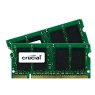Crucial SO-DIMM 4GB KIT DDR2 800MHz CL6 - System Memory