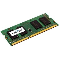 Crucial SO-DIMM 1GB DDR3L 1,600MHz CL11 Dual Voltage - System Memory