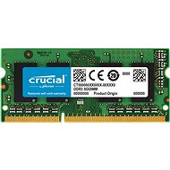 Crucial SO-DIMM 4GB DDR3L 1600MHz CL11 Single Ranked for Mac - System Memory