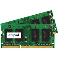 Crucial SO-DIMM KIT 8 GB DDR3 1066MHz CL7 for Apple/Mac  - System Memory