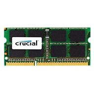 Crucial SO-DIMM 8GB DDR3 1600MHz CL11 Dual Voltage for Apple/Mac