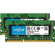 Crucial SO-DIMM 4GB KIT DDR3L 1333MHz CL9 for Mac - System Memory