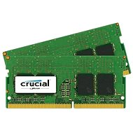 Crucial SO-DIMM 8GB KIT DDR4 2133MHz CL15 Single Ranked - System Memory