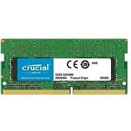Crucial SO-DIMM 8GB DDR4 2400MHz CL17 for Mac - System Memory