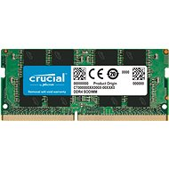 Crucial SO-DIMM 8GB DDR4 2666MHz CL19 Single Ranked - System Memory