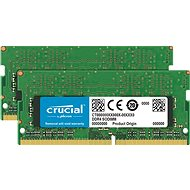 Crucial SO-DIMM 8GB KIT DDR4 2666MHz CL19 Single Ranked - System Memory
