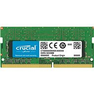 Crucial SO-DIMM 16GB DDR4 2666MHz CL19 Dual Ranked - System Memory