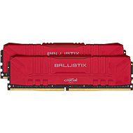 Crucial 16GB KIT DDR4 3200MHz CL16 Ballistix Red - System Memory