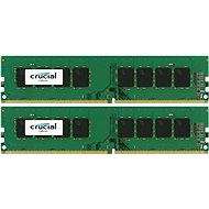 Crucial 32GB KIT DDR4 2400MHz CL17 Dual Ranked - System Memory