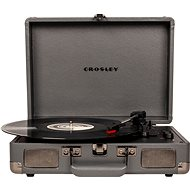 Crosley Cruiser Deluxe - Slate - Turntable